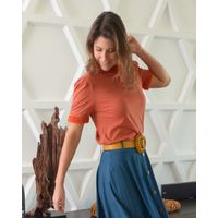 T-Shirt-Laranja-Mango-M3423026-1