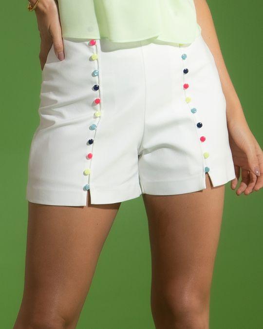 Short-Off-White