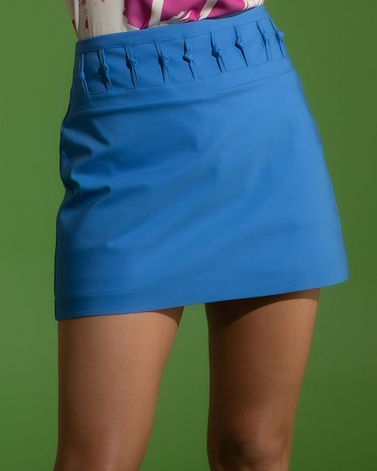 Short-Azul
