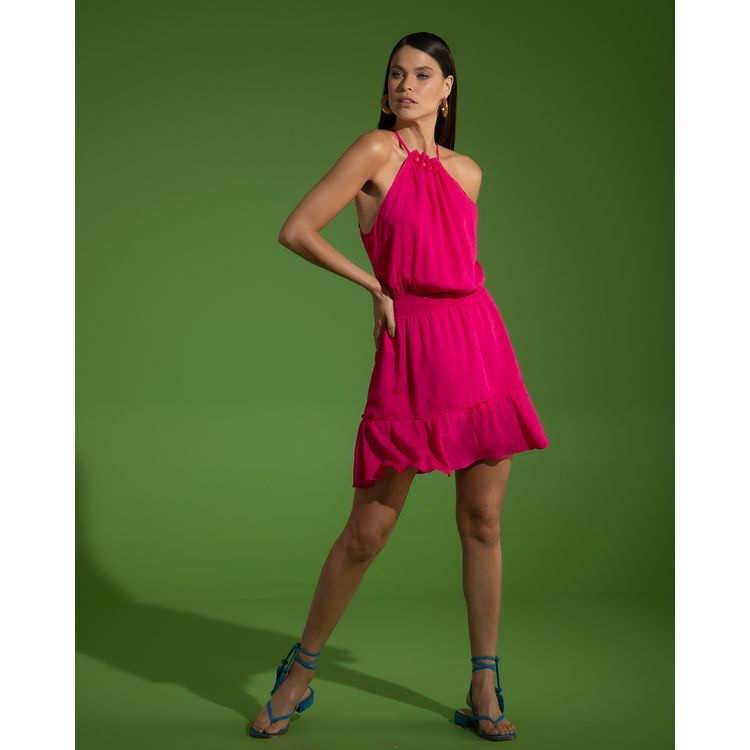 Vestido-Pink