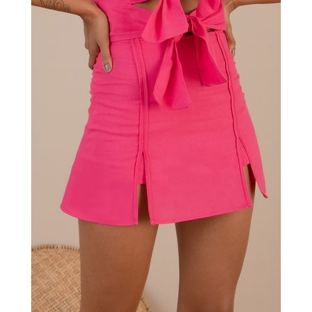 Short-Saia-Pink